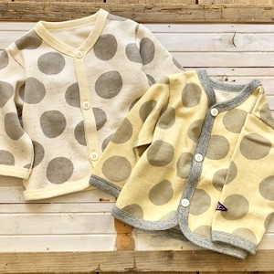 pony go round dot cardigan
