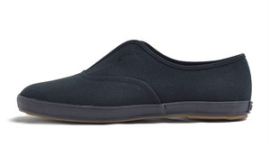 PRAS-COMFY SLIP-ON KURO×BLACK