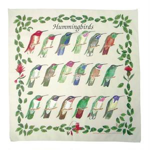 ハミング&ソング Birds BANDANA