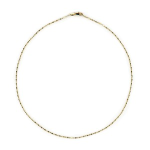 【GF1-52】20inch gold filled chain necklace