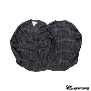 Kelen Men's / ケレン | Check Sleeping Shirt
