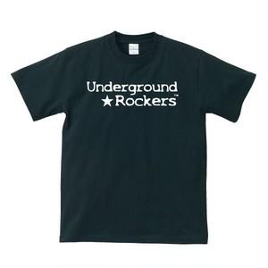 UGRロゴTシャツ(ブラック)
