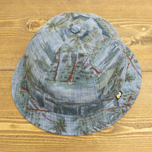 【SOLD OUT】COOCHUCAMP : Happy metro hat / beach gray