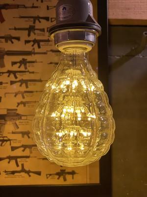 気球型 LED 電球