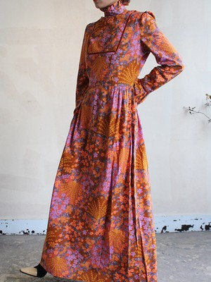 70s lodon vintage dress