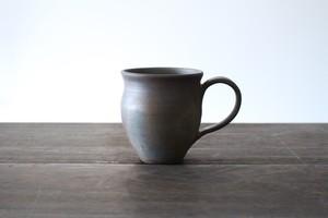 """新しい備前焼 陶芸作家【大江一人】""""桟切"""" マグカップ """"Sangiri"""" Mug Cup"""