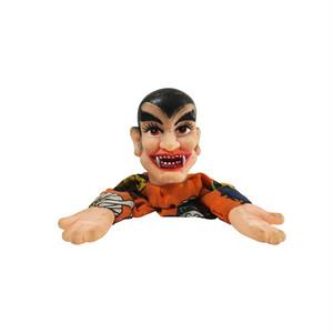 Dracula Hand Puppet bootleg soft vinyl Doll