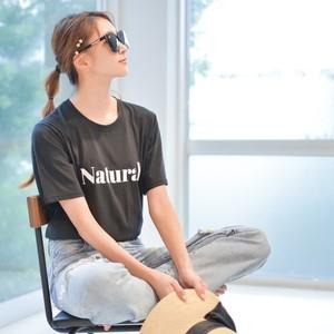 Natural Tシャツ/BK