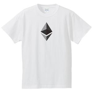 004 ETH Ethereum (イーサリアム) 仮想通貨 T-shirts