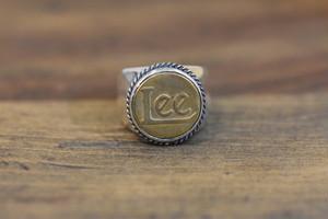 19号BUTTON WORKS x LARRY SMITH WORK Button Ring #10