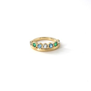 Mystic Round Ring
