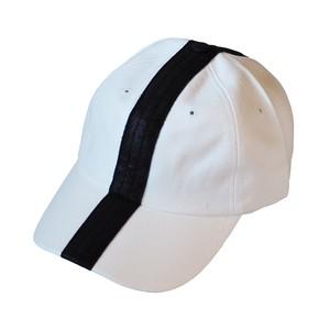 (バガーチ) BAGARCH BH-1002 MONOTONE 6 PANEL CAP WHITE