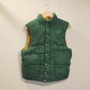 Snow Lion 1970's Down vest SizeM