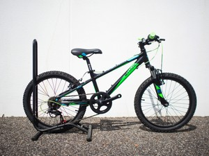 HARO FLIGHTLINE20 BLACK×GREEN
