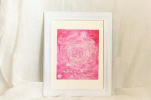 ハートのピンクの炎~Pink Flame~レムリアの叡智から