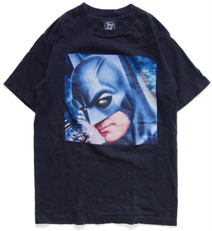 【L】 90s バットマン & ロビン Mr.フリーズの逆襲 Tシャツ | BATMAN ROBIN DCコミックス アメコミ 映画 アメリカ ヴィンテージ 古着