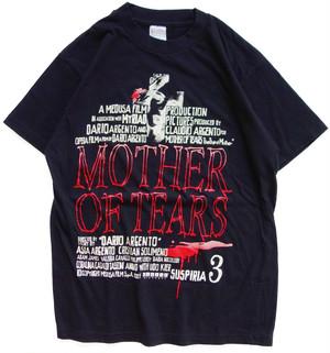 00s サスペリア3 Tシャツ テルザ 最後の魔女 MOTHER OF TEARS ダリア・アルジェント 映画 ホラーTシャツ ヴィンテージ 古着