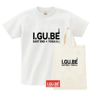 【チャリティー】EAST END × YOGA Tシャツ・トートバッグ・ステッカー
