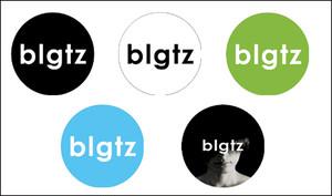 blgtz / 缶バッヂ (5個セット)
