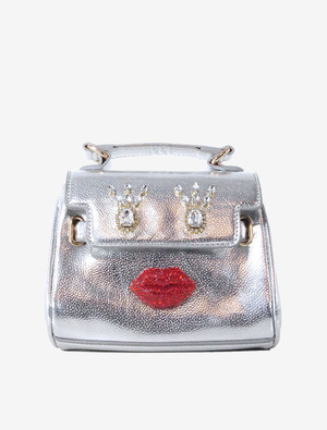AQUAGIRL BIJOUX FACE MINI SHOLDER BAG