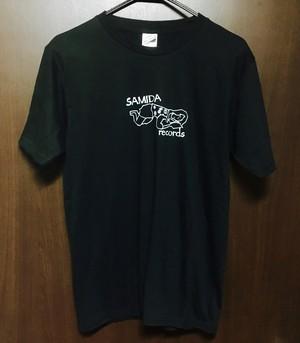 SAMIDA RECORDS Tシャツ ブラック