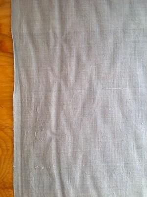 【NEW】Khadi cotton グレイブルー / しっくり