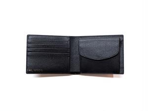 2つ折り財布(エンボス)
