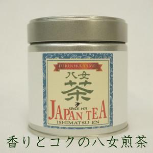 銀の八女茶