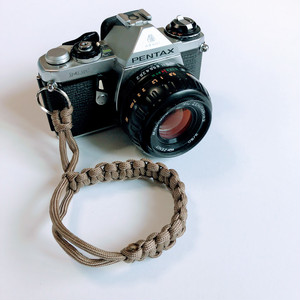 カメラストラップ Paracord Cobra Camera Wrist Strap