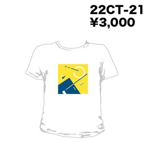 22CT-18 Image T-Shirt (White Body)