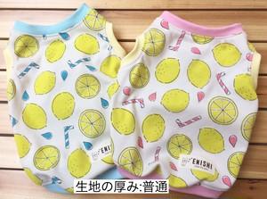 (ピンク)レモンジュース タンク
