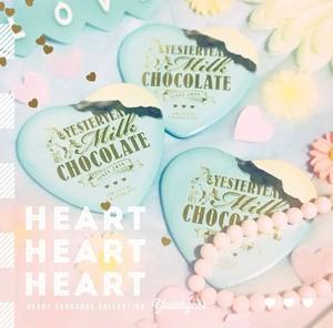 HEART HEART HEART - 缶バッジZINE