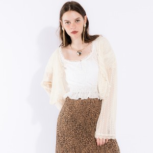 COTTON LACY CARDIGAN (VN1807036)