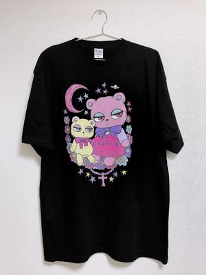 土星生まれのクマのT-shirt