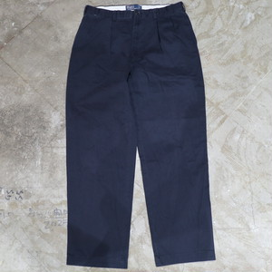 """Polo by Ralph Lauren POLO CHINO """"ANDREW"""" navy size W35L32"""
