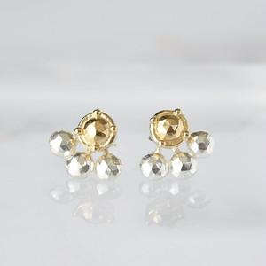rosecut結合 pierce (1×3)
