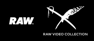 RAW THE RAW VIDEO SK8 DVD