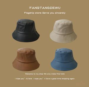 【小物】大人らしい オールシーズン PU 絶対欲しい シンプル ファッション帽子43315024