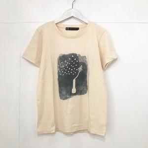 -by RYOJI OBATA 今日の花Tシャツ