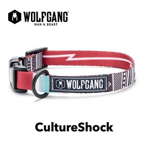 WOLFGANG CultureShock Sサイズ 首輪 (ウルフギャング  カルチャーショック)