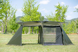 MINIMAL WORKS VHOUSE M INNER TENT−BLACK