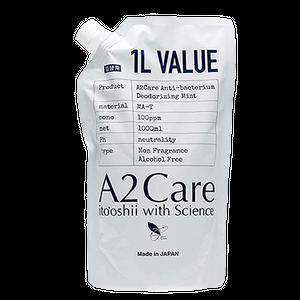 A2Care消臭除菌剤 1L詰替え用