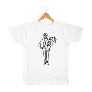 Mathilda #4 キッズTシャツ