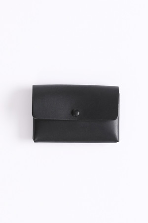 Card case / Y. & SONS×Aeta / 2Layer / 丹後お召万筋