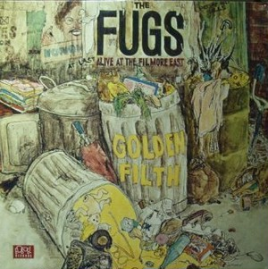 【LP】THE FUGS/Golden Filth