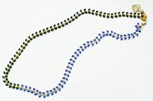 gena myint ネックレス(GMN001BL)