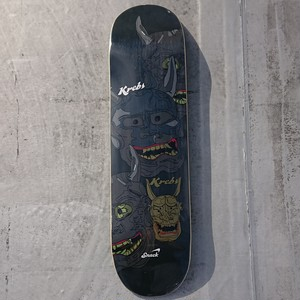 SNACK SKATEBOARDS / ROGER 'MASK' / 8.125x31.4inch (20.6375x79.756cm