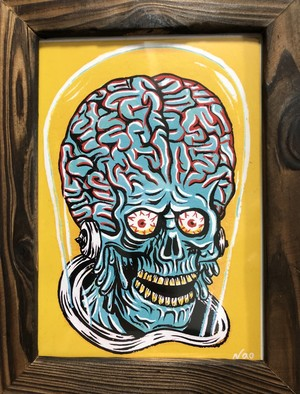 Mars attacks!!(prints)