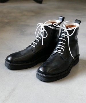 Hi chukka lace-up boots / ER9203