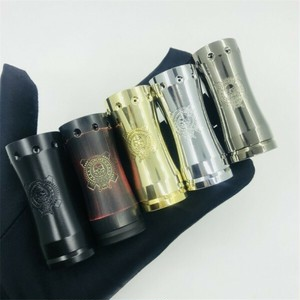 Takeover Mini by Comp Lyfe【CLONE】【送料無料】【カラー各種】【Brass】【22MM】【1 x 18350】【Hybrid tube mod】